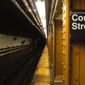 New York City Subway: Touring The Court Street - Borough Hall Station