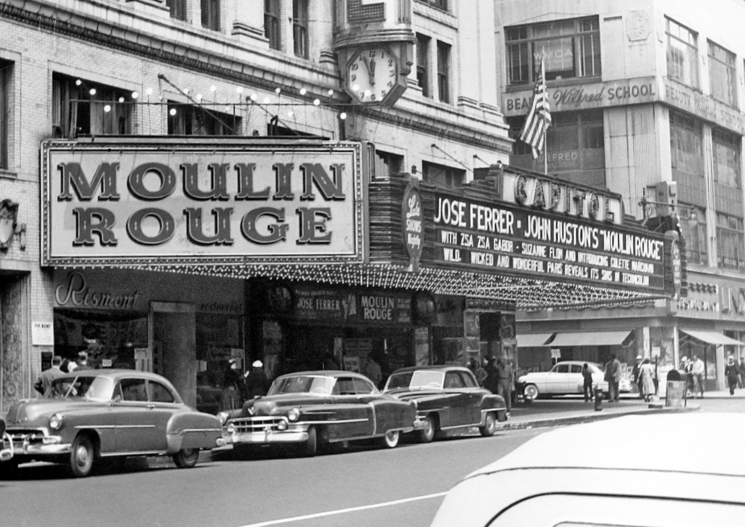 Moulin Rouge, May 17, 1953