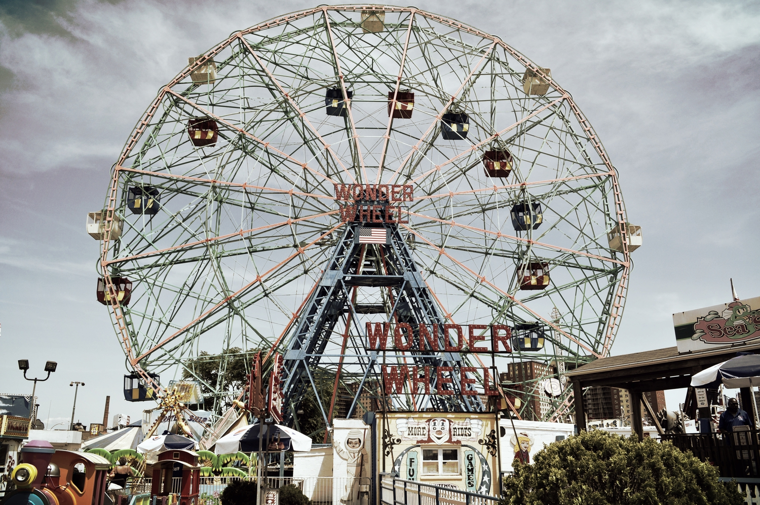 Wonder Wheel | Coney Island