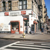 Lower East Side, early 1980's