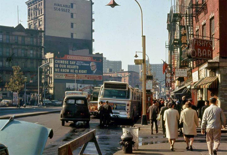 Chinatown 1964