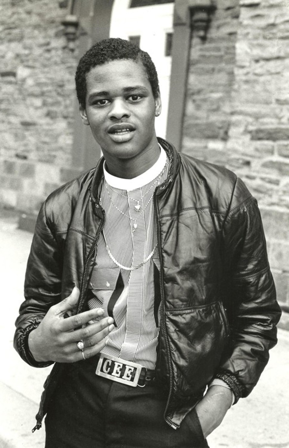 Cee, Flatbush, Brooklyn, 1982