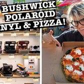 Bushwick: Polaroid, Vinyl & Pizza