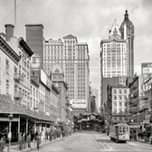 Cortland St. 1908