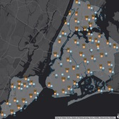 NYC.gov Interactive Mosquito Map