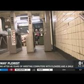 Subway Florist Retires After 48 Years