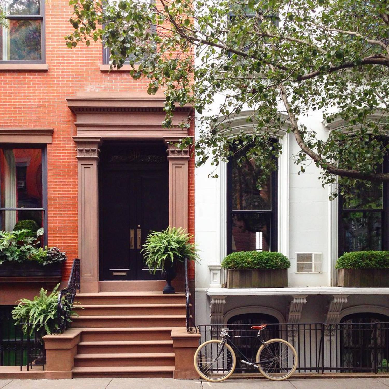 Pratiquer le cyclisme à NYC ou comment s'ennuyer de la capitale nord-américaine du vélo qu'est Montréal. 🙊🚲