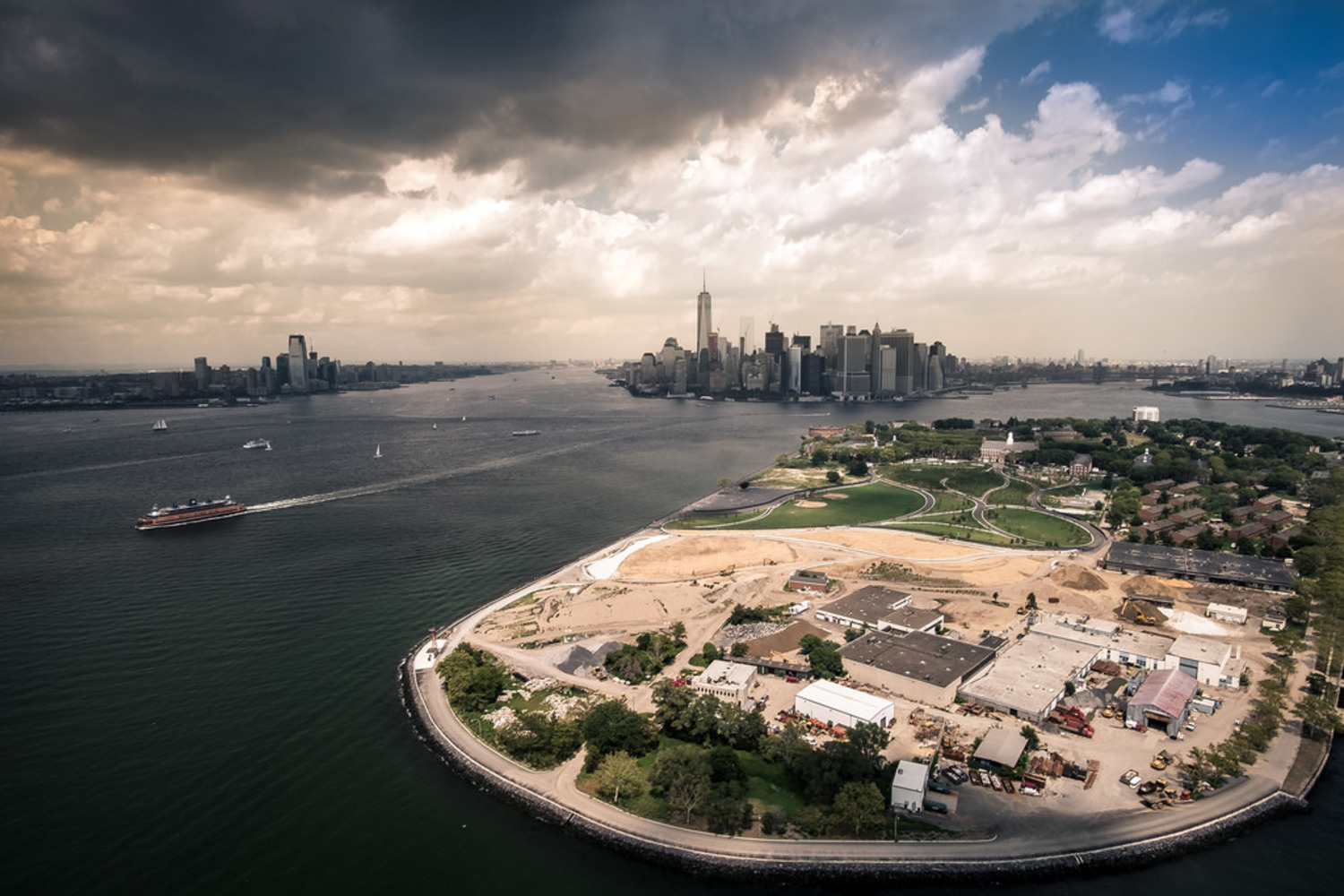 """Governor's Island, New York City 