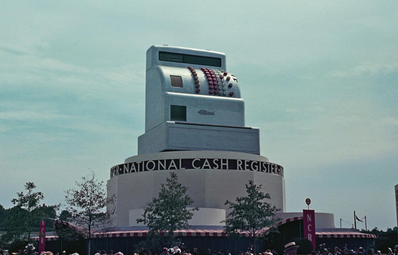 The National Cash Register Building.